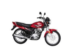 New Yamaha YB 125 Z