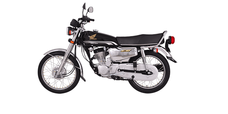 Honda CG 125S Special Edition Price, Specs & Pictures in Pakistan