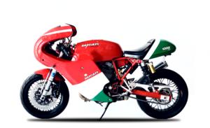 New Ducati Sport 1000 Biposto