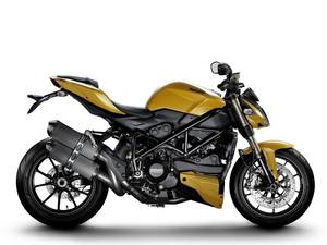 New Ducati Streetfighter 848