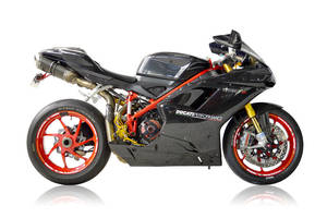 New Ducati 1198 S