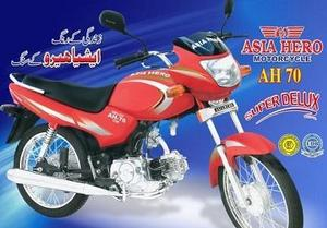 Asia Hero  Deluxe 70 Overview & Price