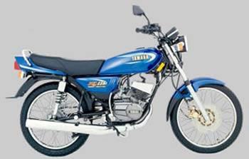 Yamaha RX 115 User Review