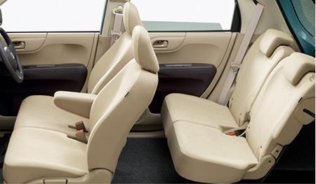Honda N One Interior Cabin