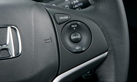 Honda Fit Interior Steering Wheel