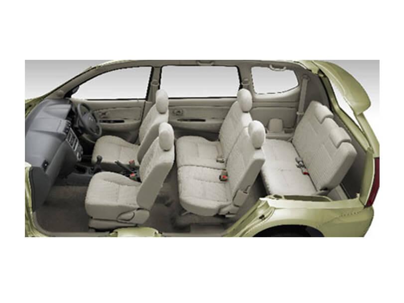 Toyota Avanza 2016 Interior