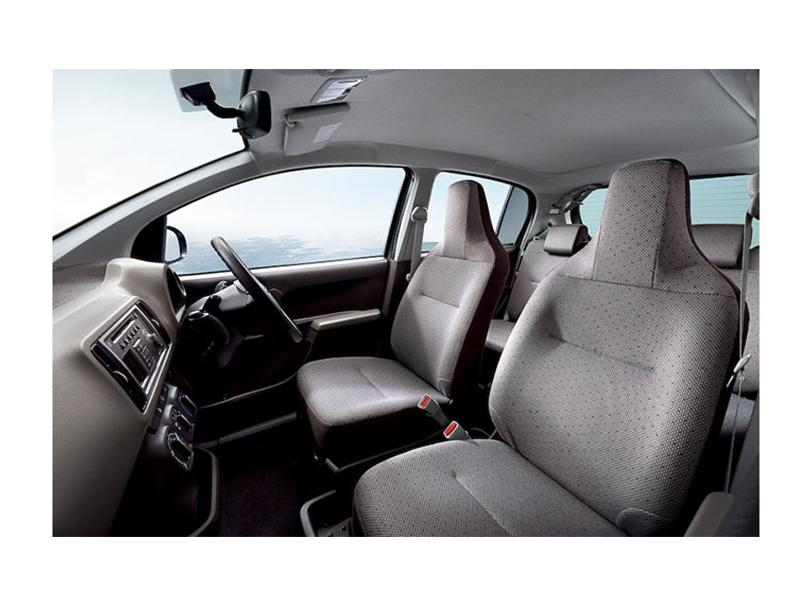 Toyota Passo 2016 Interior Cabin