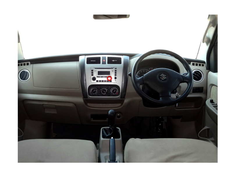 Suzuki APV  Interior Dashboard