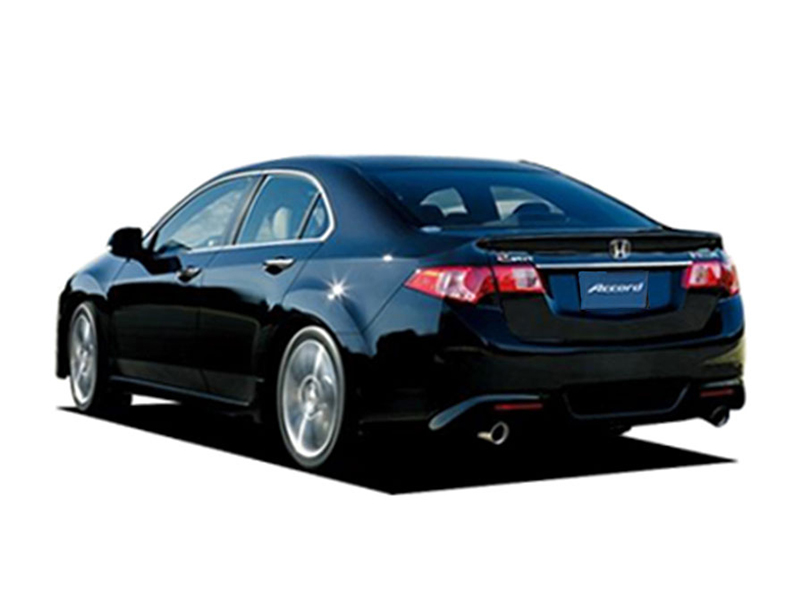 Honda Accord 2012 Exterior