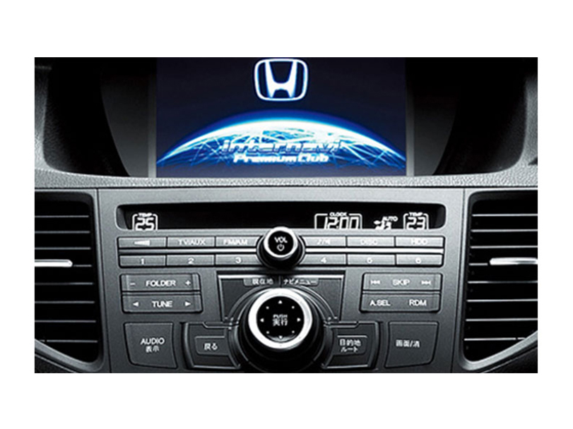 Honda Accord 2012 Exterior OEM Player
