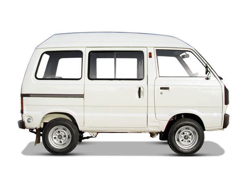 Suzuki Carry Van Review