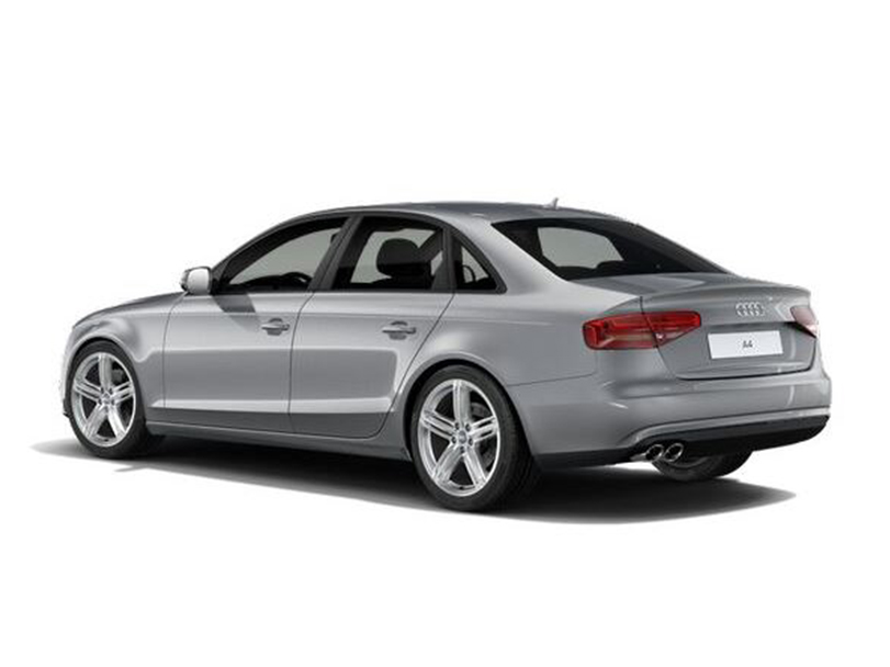 Audi A4 2016 Exterior Side View