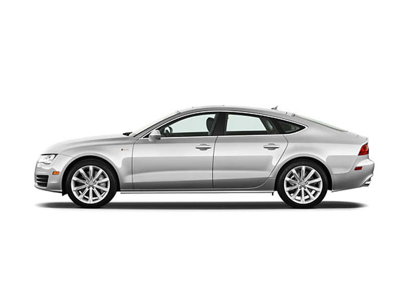 Audi A7  Exterior Side View
