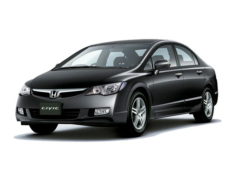 Honda Civic VTi Oriel Prosmatec 1.8 i-VTEC User Review