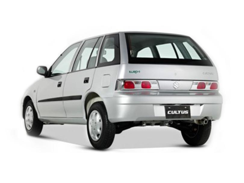 Suzuki Cultus Specifications