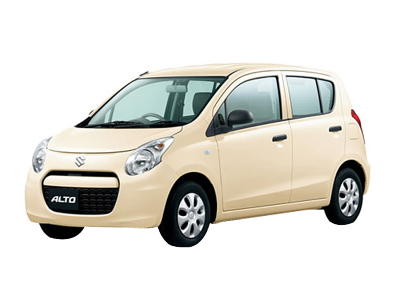 Suzuki Alto 2014 Exterior Side View