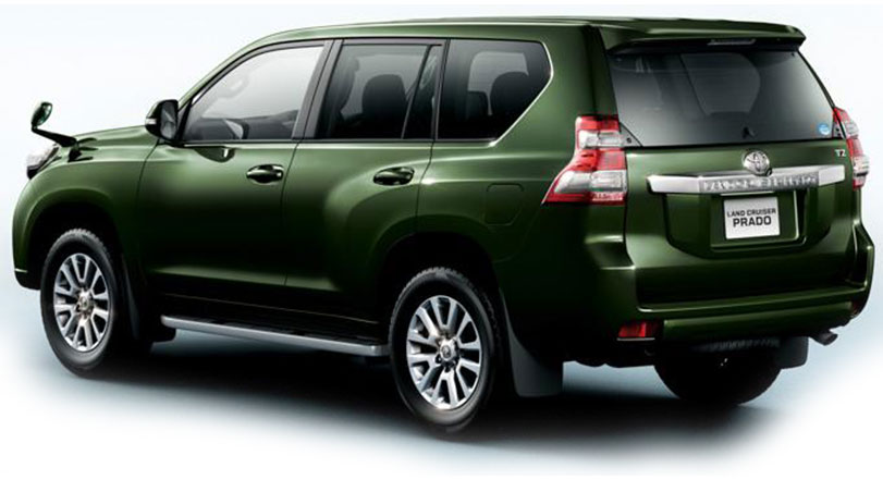 Toyota Cars Prices In Pakistan