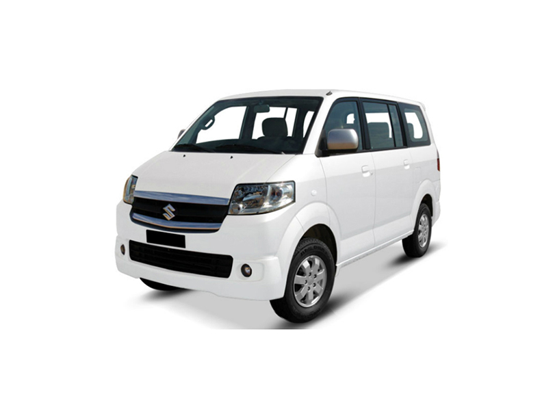 Suzuki APV GLX (CNG) User Review