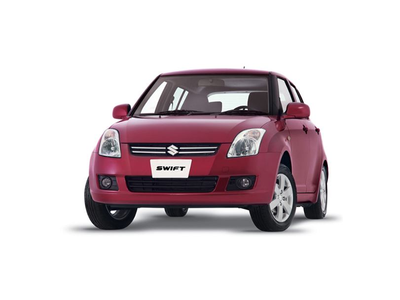 Suzuki Swift DX 1.3 User Review