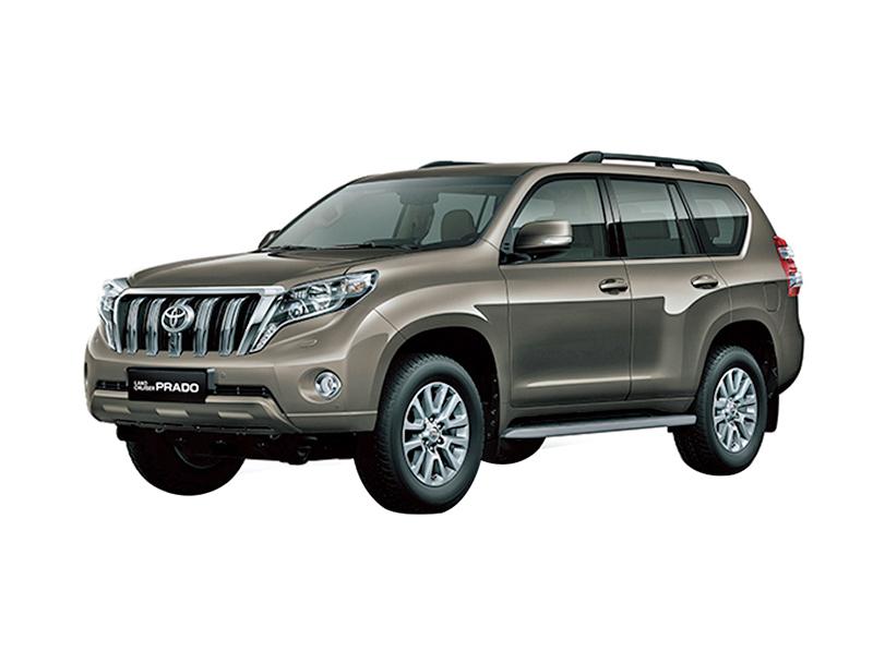 Compare Range Rover Sport and Toyota Prado in Pakistan ...