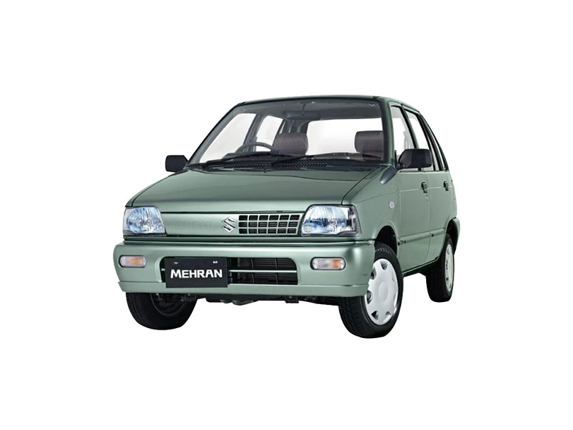 Suzuki Mehran User Review