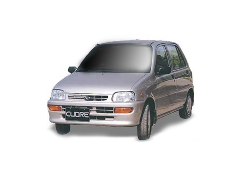 Daihatsu Cuore CX User Review
