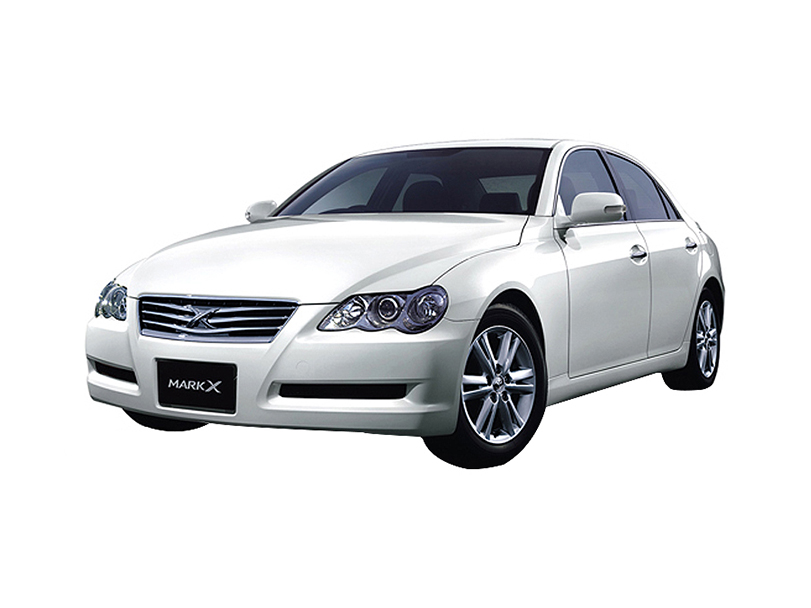 Toyota Mark X User Review
