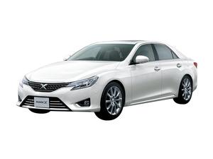 New Toyota Mark X