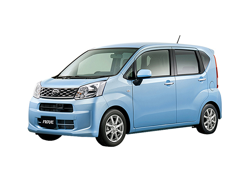 Daihatsu Move User Review