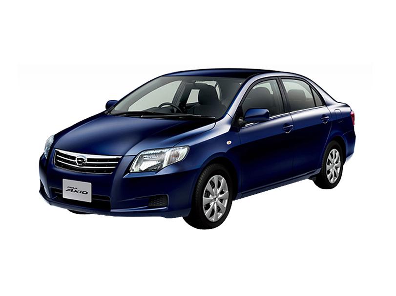 Toyota Corolla Axio User Review