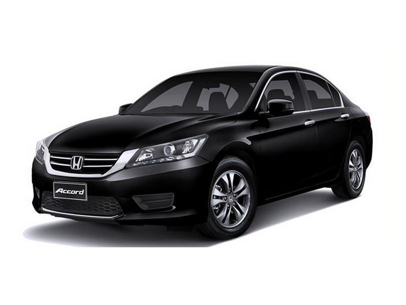 Honda Accord VTi 2.4 User Review