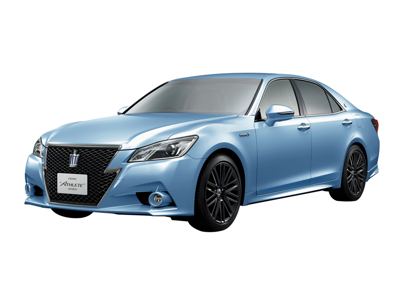 Toyota Crown  Exterior Toyota Crown 14th Gen