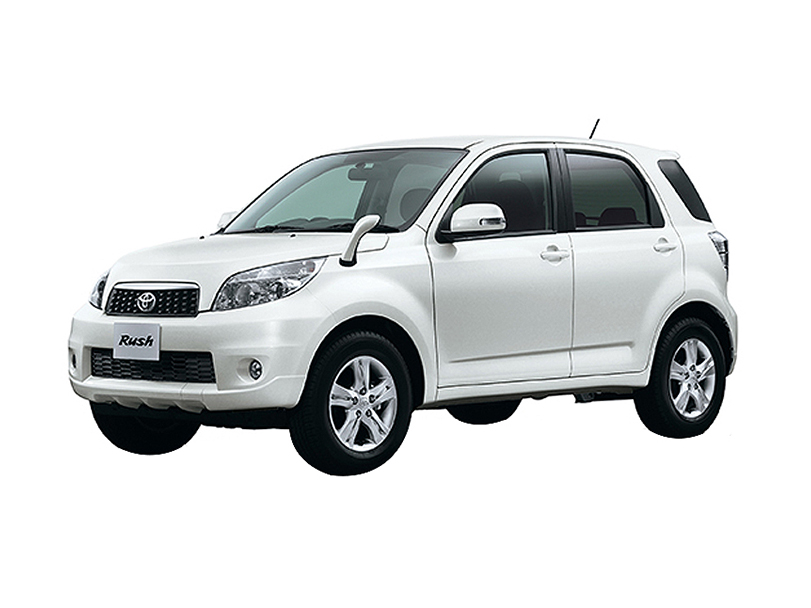 Toyota Rush 2018 Prices In Pakistan Pictures And Reviews