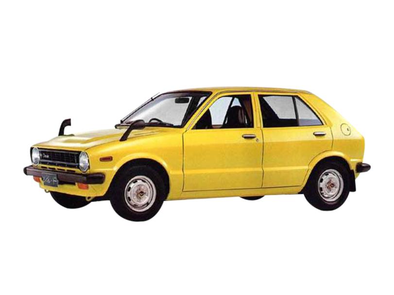 Daihatsu Charade 1983 Exterior Daihatsu Charade 1st Gen