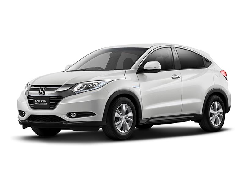 Honda Vezel X User Review