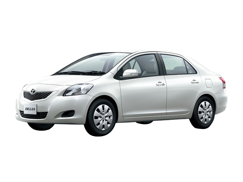 Toyota Belta User Review