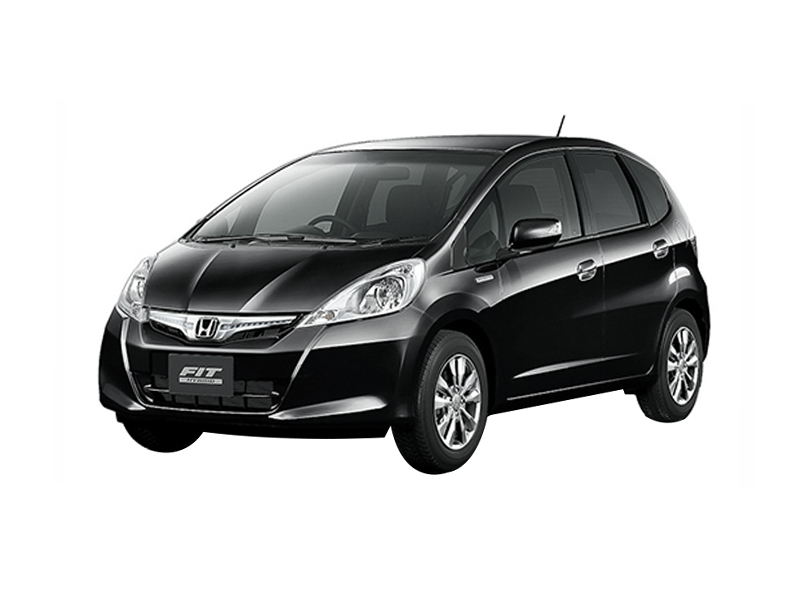 Honda Fit 1.3 Hybrid Base Grade User Review