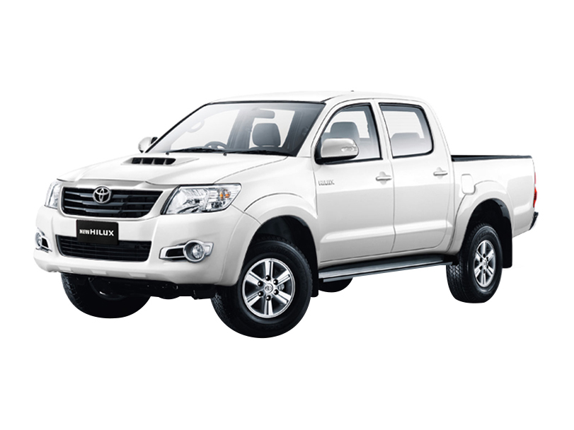 Toyota Hilux Vigo Champ G User Review