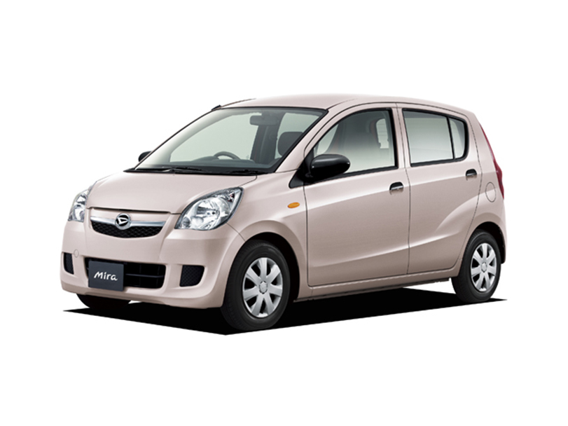 Daihatsu Mira X User Review