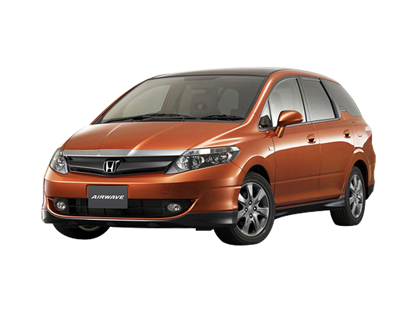 Honda Airwave M S Package User Review