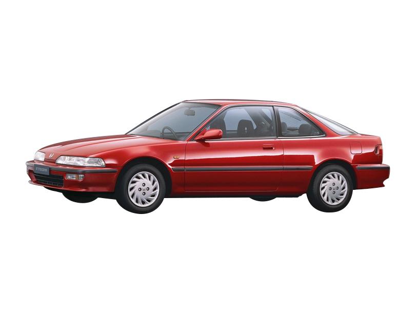 Honda Integra 1993 Interior