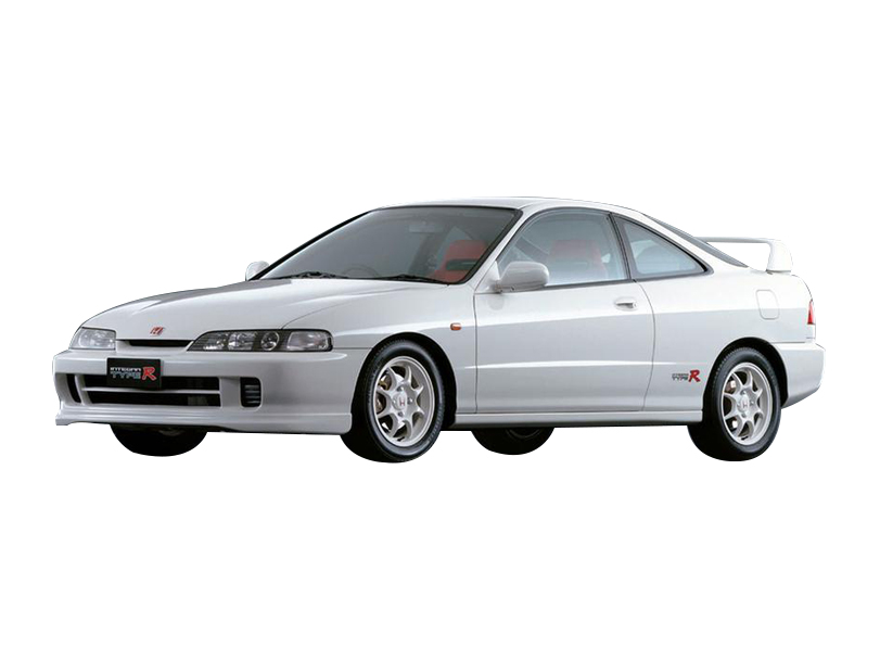 Honda Integra 2001 Interior