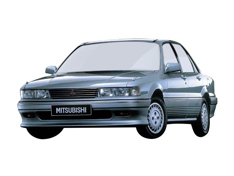 Mitsubishi Galant 1992 Interior