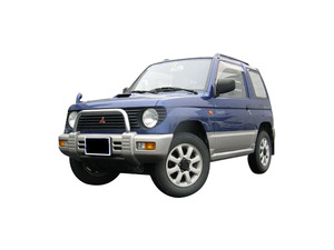 Mitsubishi Pajero Mini Prices in Pakistan, Pictures and Reviews
