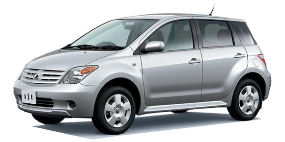 Toyota IST 2005 Interior