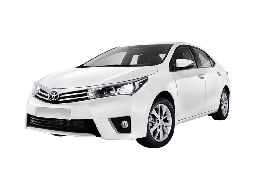 Toyota Corolla Altis 1.8 User Review