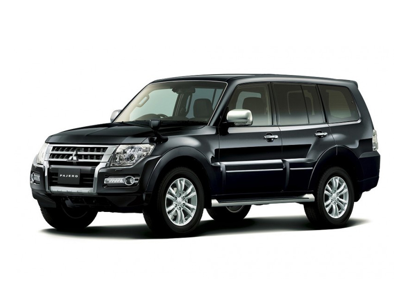 Mitsubishi Pajero User Review