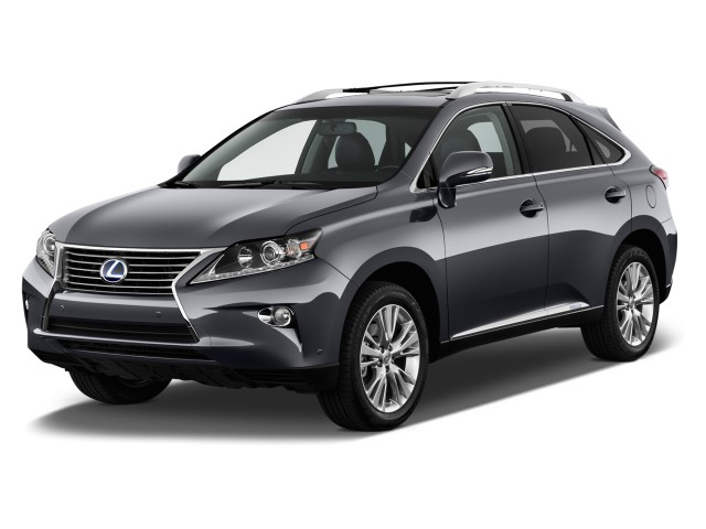 Lexus RX Series 450H User Review