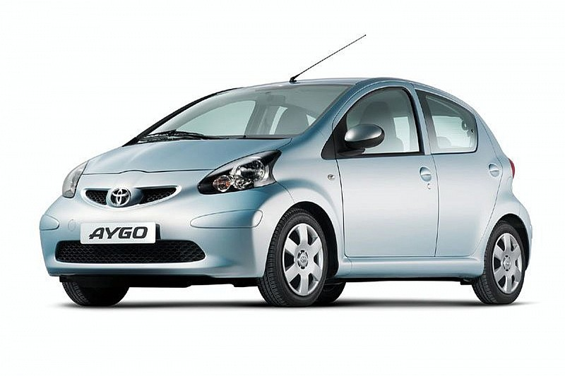 Toyota Aygo Standard User Review