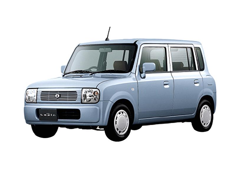 Suzuki Alto Lapin 2008 Exterior